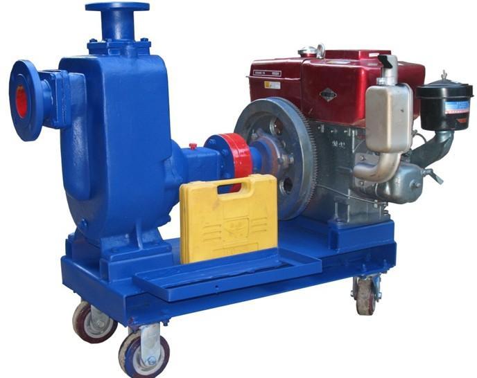 chai油机式自xi排污泵