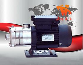 轻型duan式buxiu钢多级li心泵CHLF型