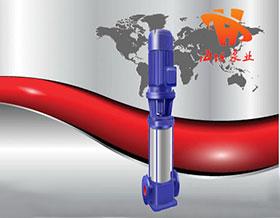 立式多级管道离心泵GDL系列