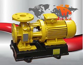 卧式浓硫酸离心泵GBW型