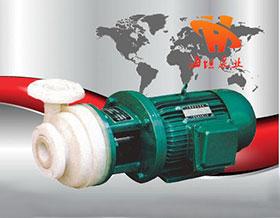 强耐腐蚀聚丙烯离心泵PF(FS)型