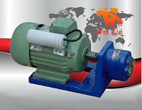 微型齿轮输油泵S型