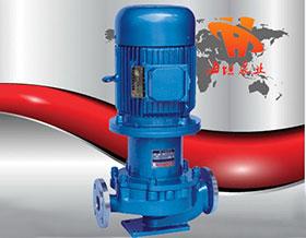 立式管道磁力泵CQB-L型