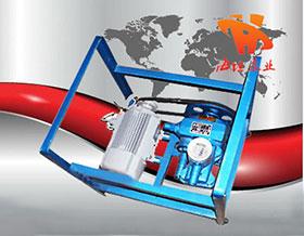 电动、手摇二用计量加油泵JB-70型
