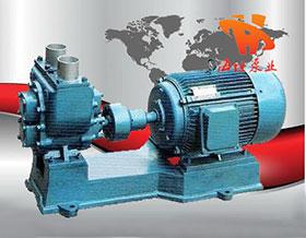 圆弧齿轮油泵YHCB型