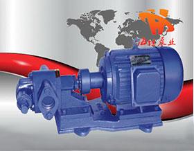 齿轮油泵KCB、2CY型