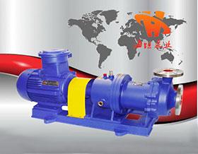 高温磁力驱动泵CQB-G型