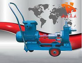 JMZ、FMZ型不锈钢yi动式自xi泵
