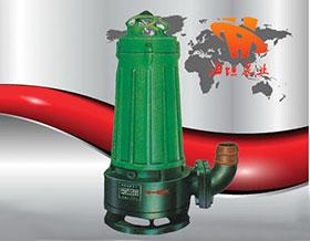 切割式潜水泵WQK/QG