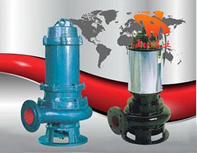 自动搅匀潜水泵JYWQ型