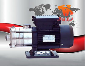 CHLF型卧式不锈钢分段式多级泵