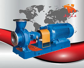 石油化工流程泵ZA系列