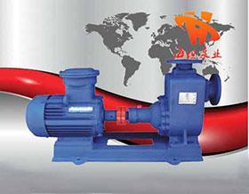 防爆自吸油泵CYZ-A型