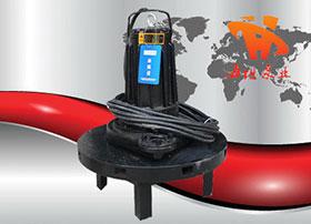 潜水离心式曝气机QXB型