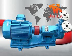 不锈钢防爆漩涡泵W型