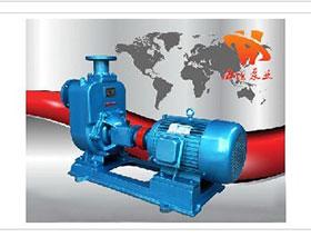 不锈钢自xi排污泵ZWP型