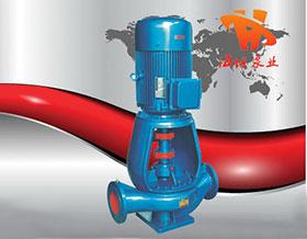 ISGBPB防bao便拆式管道li心泵