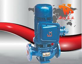 YGB型不锈钢防爆立式管道油泵
