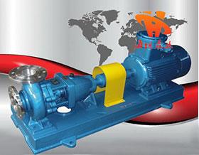 316L不锈钢化工离心泵IH型