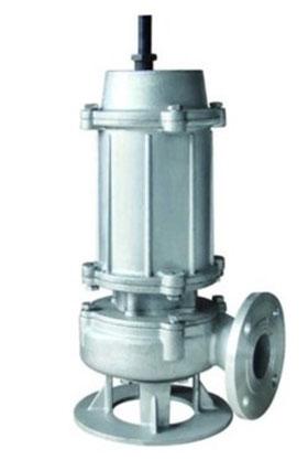 不锈钢潜水排污泵QWP型
