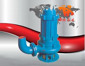 304不锈钢无堵塞潜水排污泵QW(WQ系列