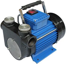 便携式自吸电动油泵DYB-90型