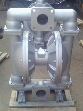 不锈钢316LQBK型气动隔膜泵 -亚洲城88-亚洲城CA88入口【唯一首选平台】