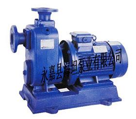 zhi联式自xi排污泵ZWL型