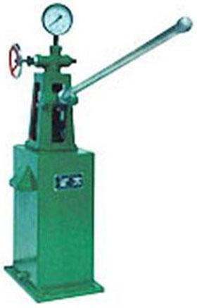 手动试压泵2CY型