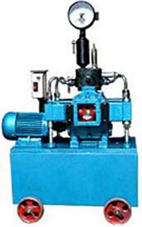 电动管道试压泵4DZY型