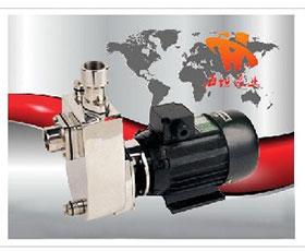 不锈钢耐腐shi自xi泵SFBX型