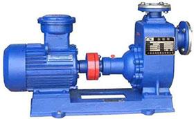不锈钢防爆自xi泵CYZ-A型