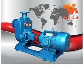 不锈钢自xi排污泵ZWP