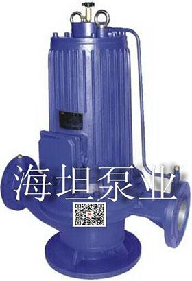 PBG系列管道式屏蔽泵